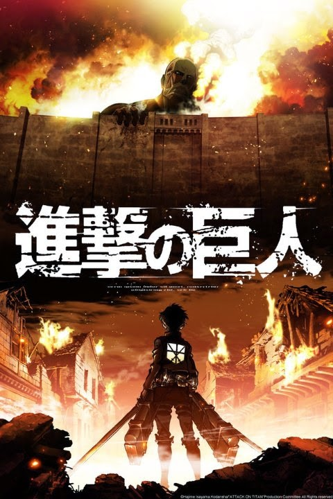 Attack on Titan – An HONEST review (contains spoilers)