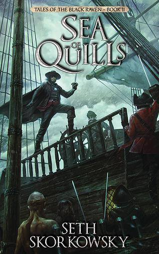 Review Blog: Seth Skorkowsky's Sea of Quills