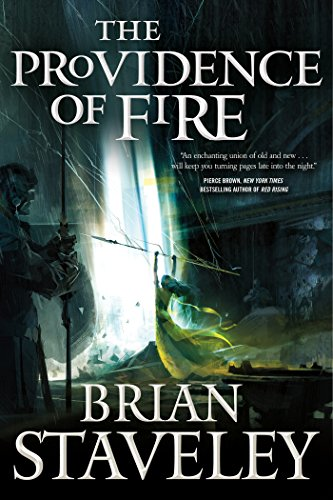 Review Blog – Providence of Fire by Brian Staveley