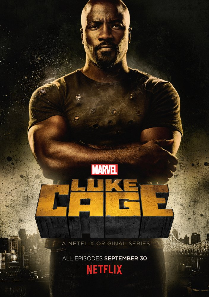 Review Blog – Luke Cage Season 1