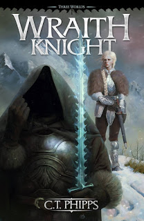 Review Blog – Wraith Knight by C.T. Phipps