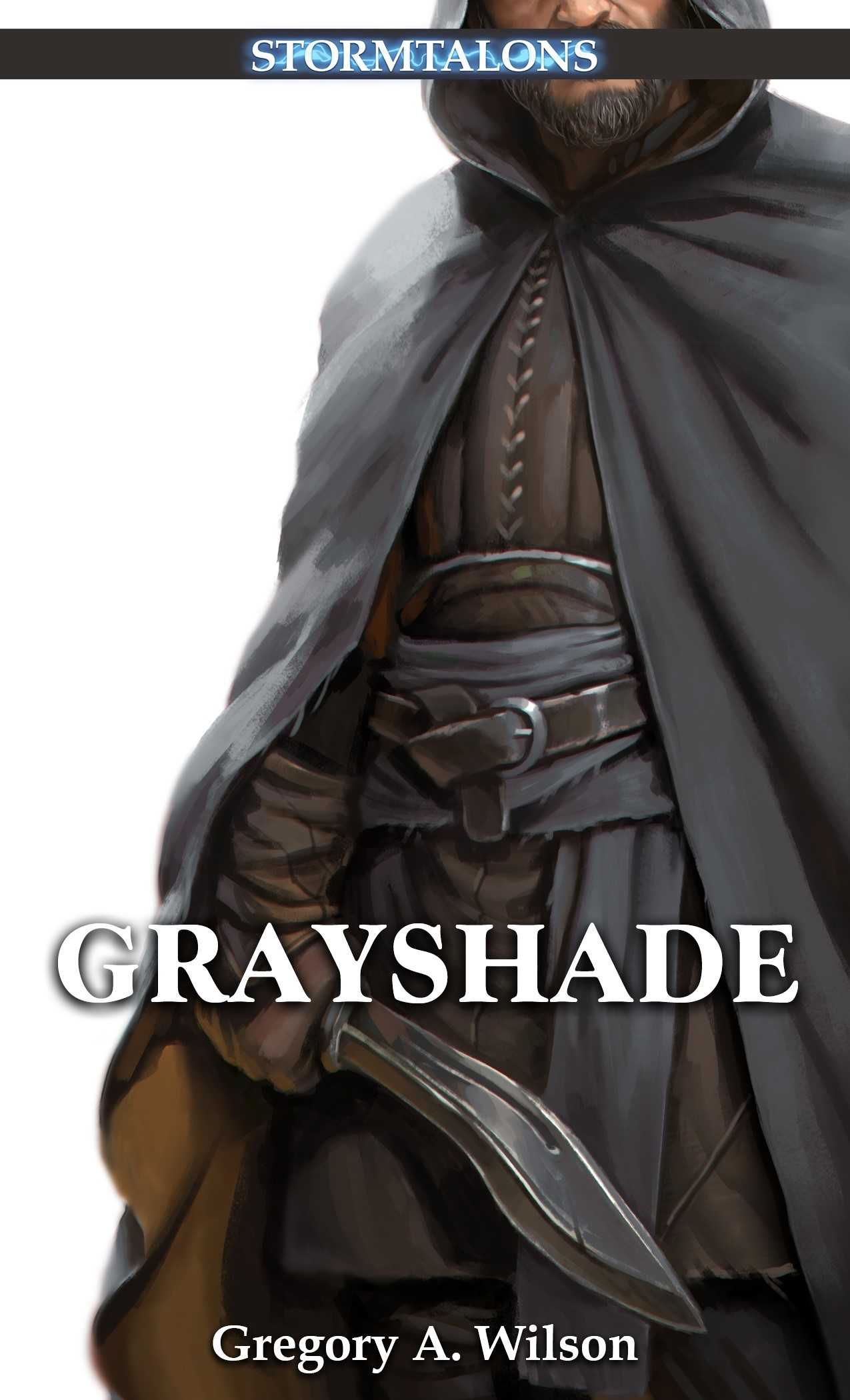 Review Blog – Grayshade by Gregory A. Wilson