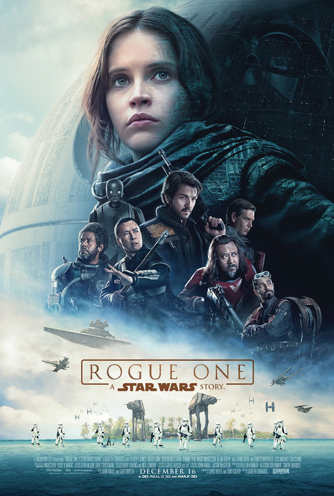 Review Blog – Rogue One (A Star Wars Story)