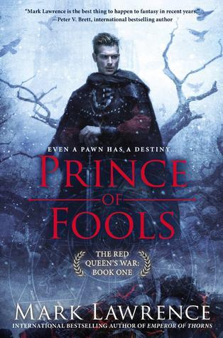 Review Blog – Prince of Fools by Mark Lawrence