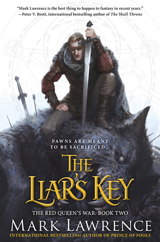 Review Blog – The Liar's Key by Mark Lawrence