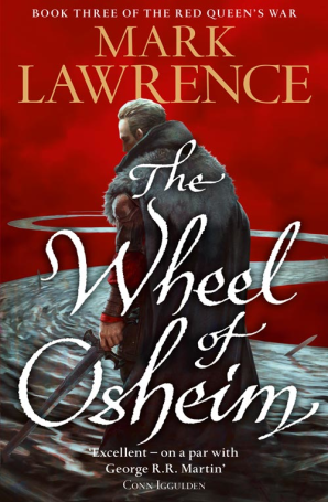 Review Blog – The Wheel of Osheim by Mark Lawrence