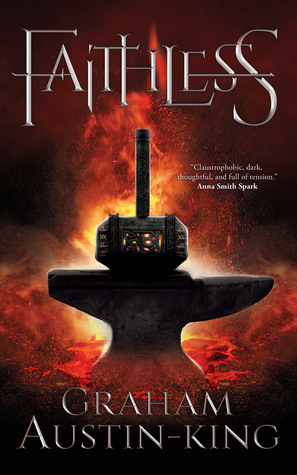 Review Blog – Faithless by Graham Austin-King