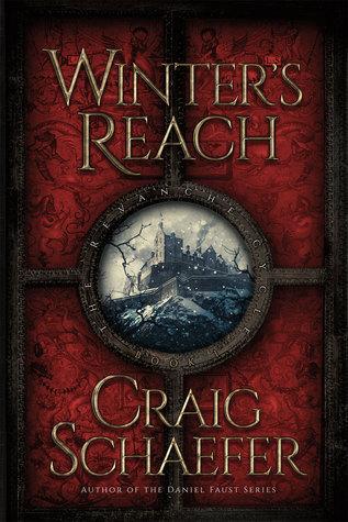 Review Blog – Winter's Reach by Craig Schaefer