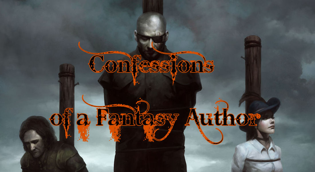 Confessions of a Fantasy Author – Richard Writhen