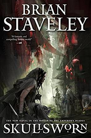 Review Blog – Skullsworn by Brian Staveley