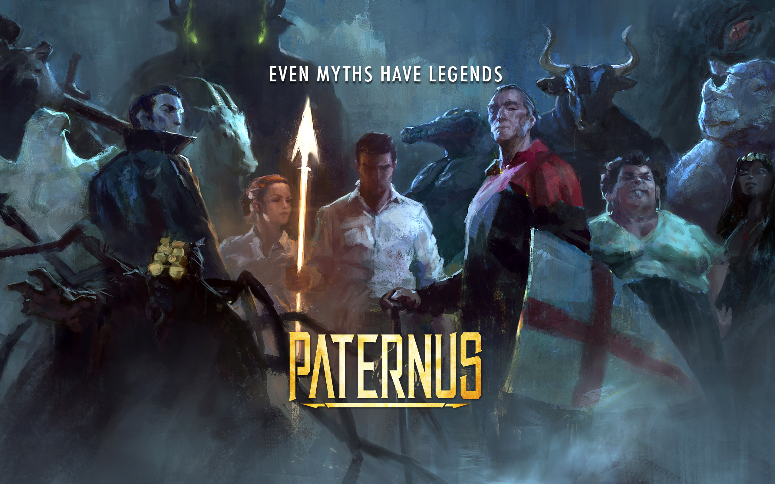 Review Blog – Paternus by Dyrk Ashton