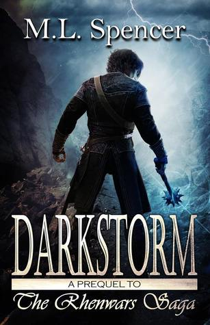 Review Blog – Darkstorm by M.L. Spencer