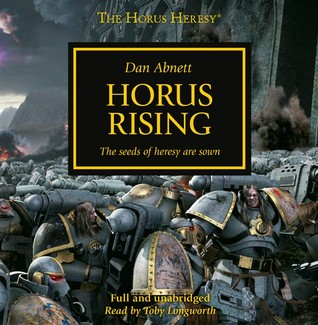 Review Blog – Horus Rising by Dan Abnett