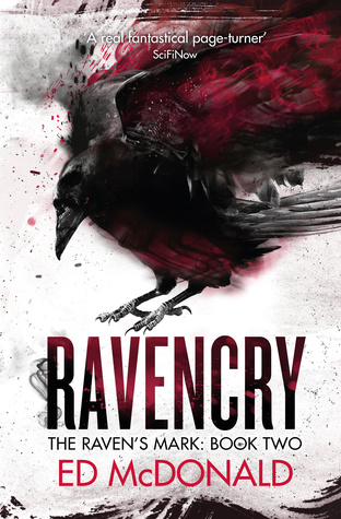 Review Blog – Ravencry by Ed McDonald
