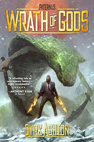 Review Blog – Paternus: Wrath of Gods by Dyrk Ashton