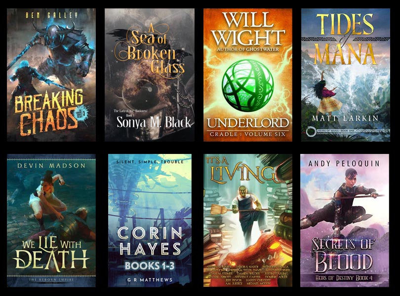 Self Published Fantasy Releases – March