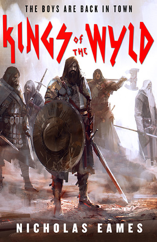 Review Blog – Kings of the Wyld by Nicholas Eames