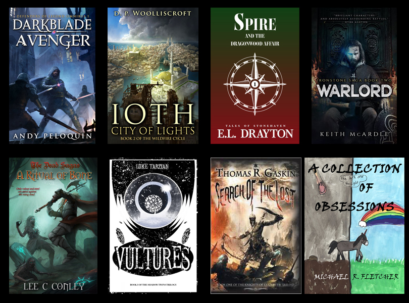 Self Published Fantasy Releases – June 2019