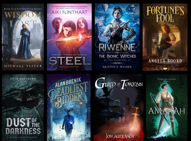Self Published Fantasy Releases – July 2019