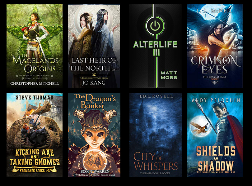 Self Published Fantasy Releases – September 2019