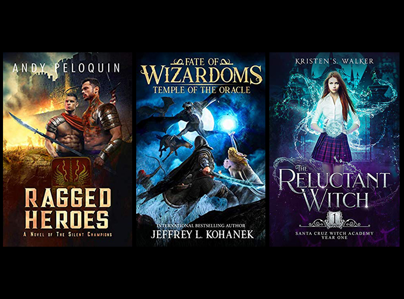 Self Published Fantasy Releases – January 2020