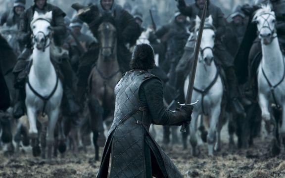 Game of Thrones: Bastard vs Bastard