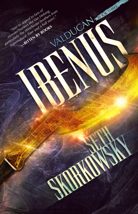 Review Blog – Ibenus by Seth Skorkowsky