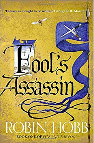 Review Blog – Fool's Assassin by Robin Hobb