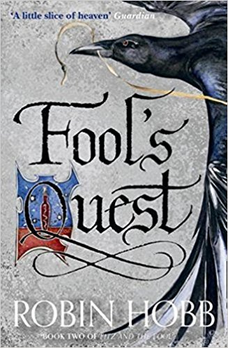 Review Blog – Fool's Quest by Robin Hobb