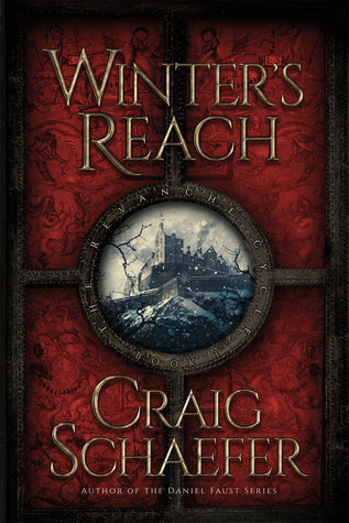 Review Blog – Winter's Reach by Craig Schaefer