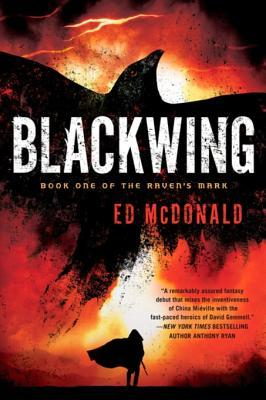 Review Blog – Blackwing by Ed McDonald