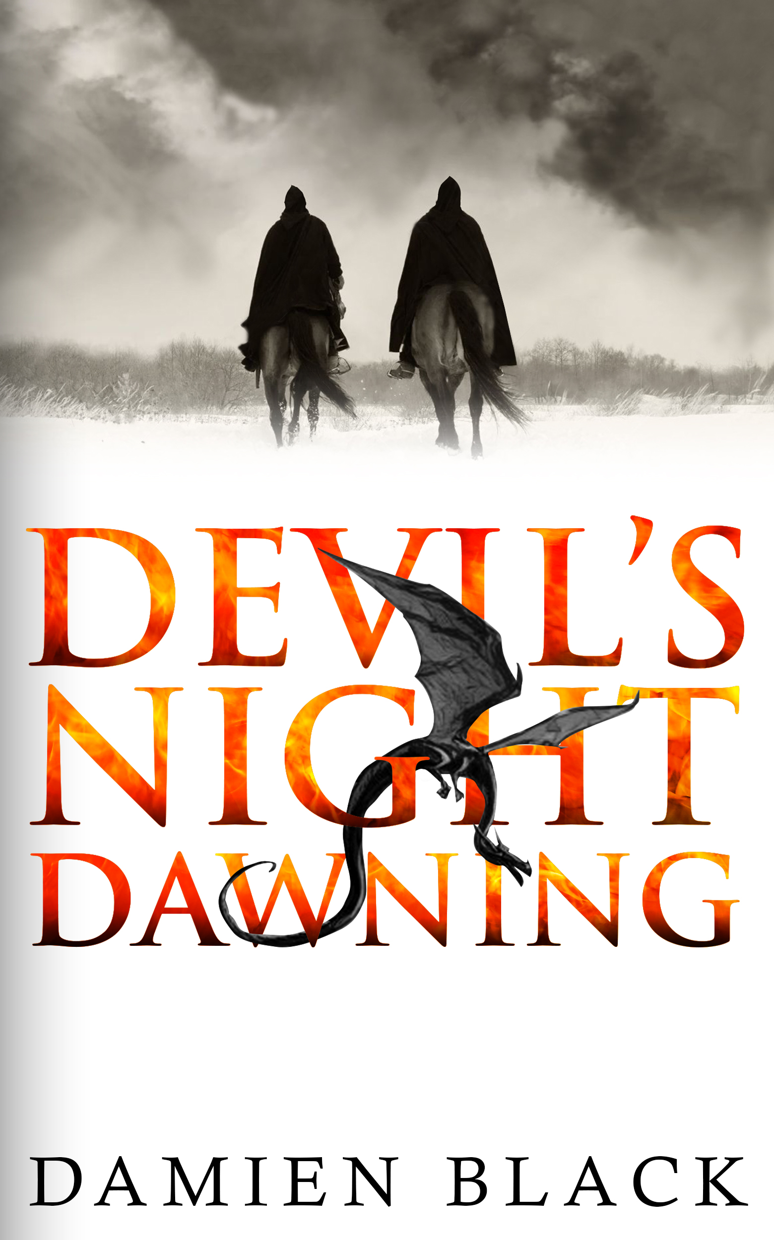 Review Blog – Devil's Night Dawning by Damien Black
