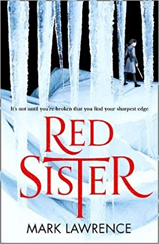 Review Blog – Red Sister by Mark Lawrence