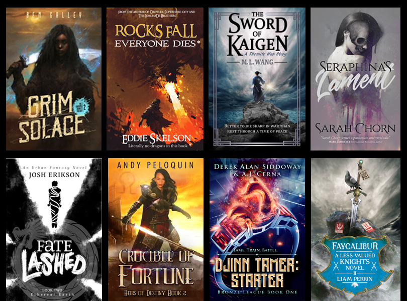 Self Published Fantasy Releases – February