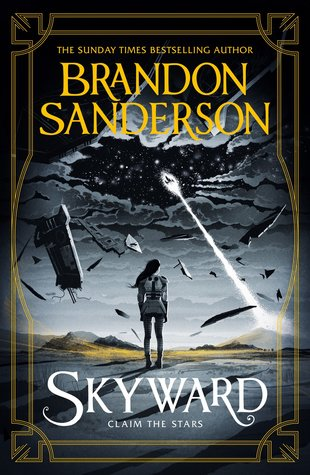 Review Blog – Skyward by Brandon Sanderson
