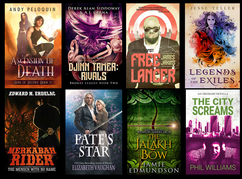 Self Published Fantasy Releases – April 2019