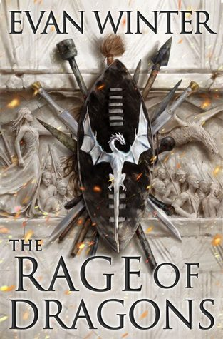 Review Blog – Rage of Dragons (The Burning #1) by Evan Winter