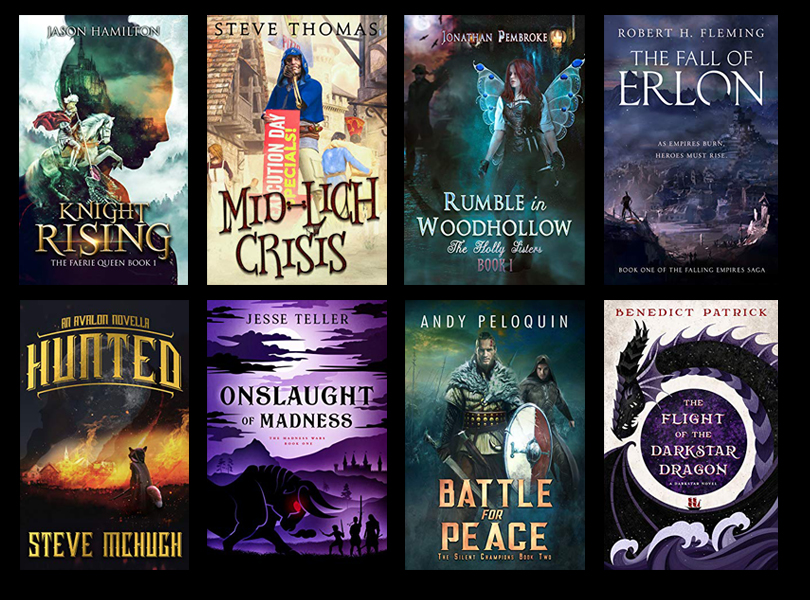 Self Published Fantasy Releases – October 2019