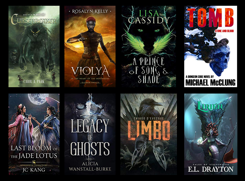 Self Published Fantasy Releases – December 2019