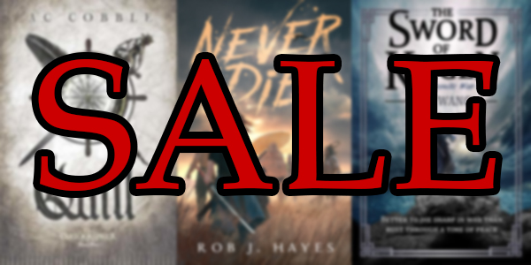 Self Published Books on Sale Right Now