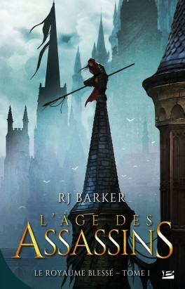 Review Blog – Age of Asssassins by RJ Barker