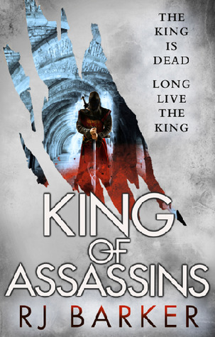 Review Blog – King of Assassins (The Wounded Kingdom #3) by R.J. Barker