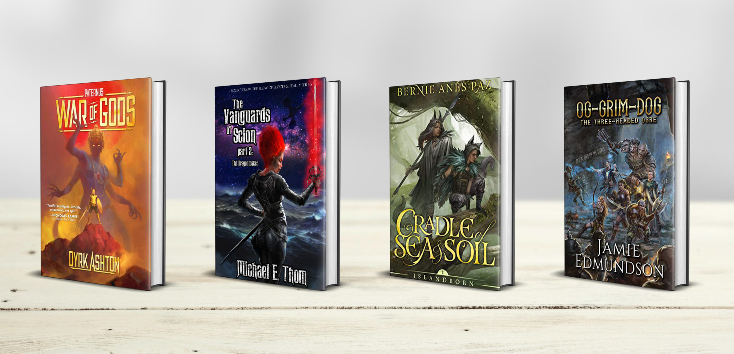 Self Published Fantasy Releases – June 2020