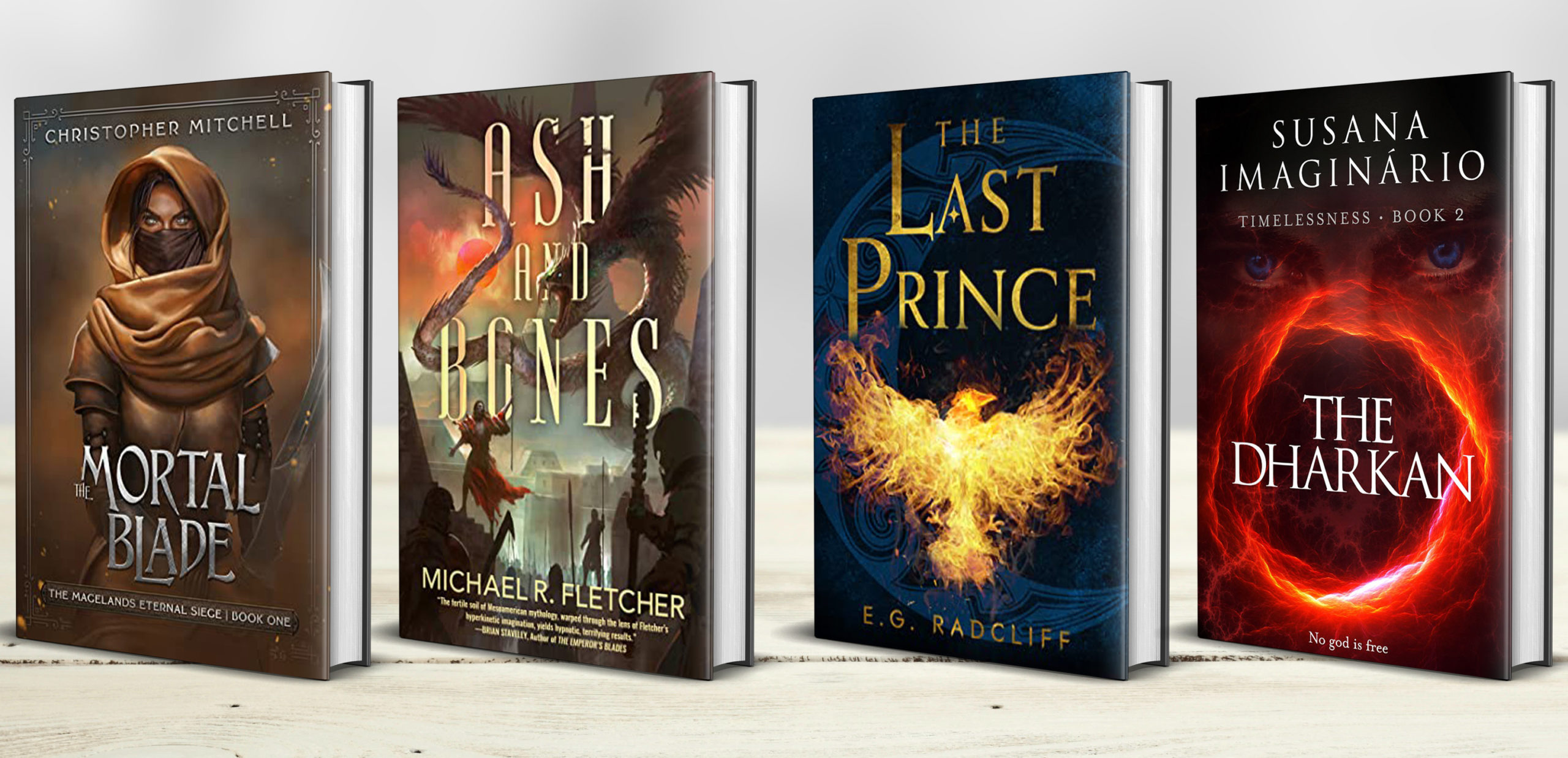 Self Published Fantasy Releases – August 2020
