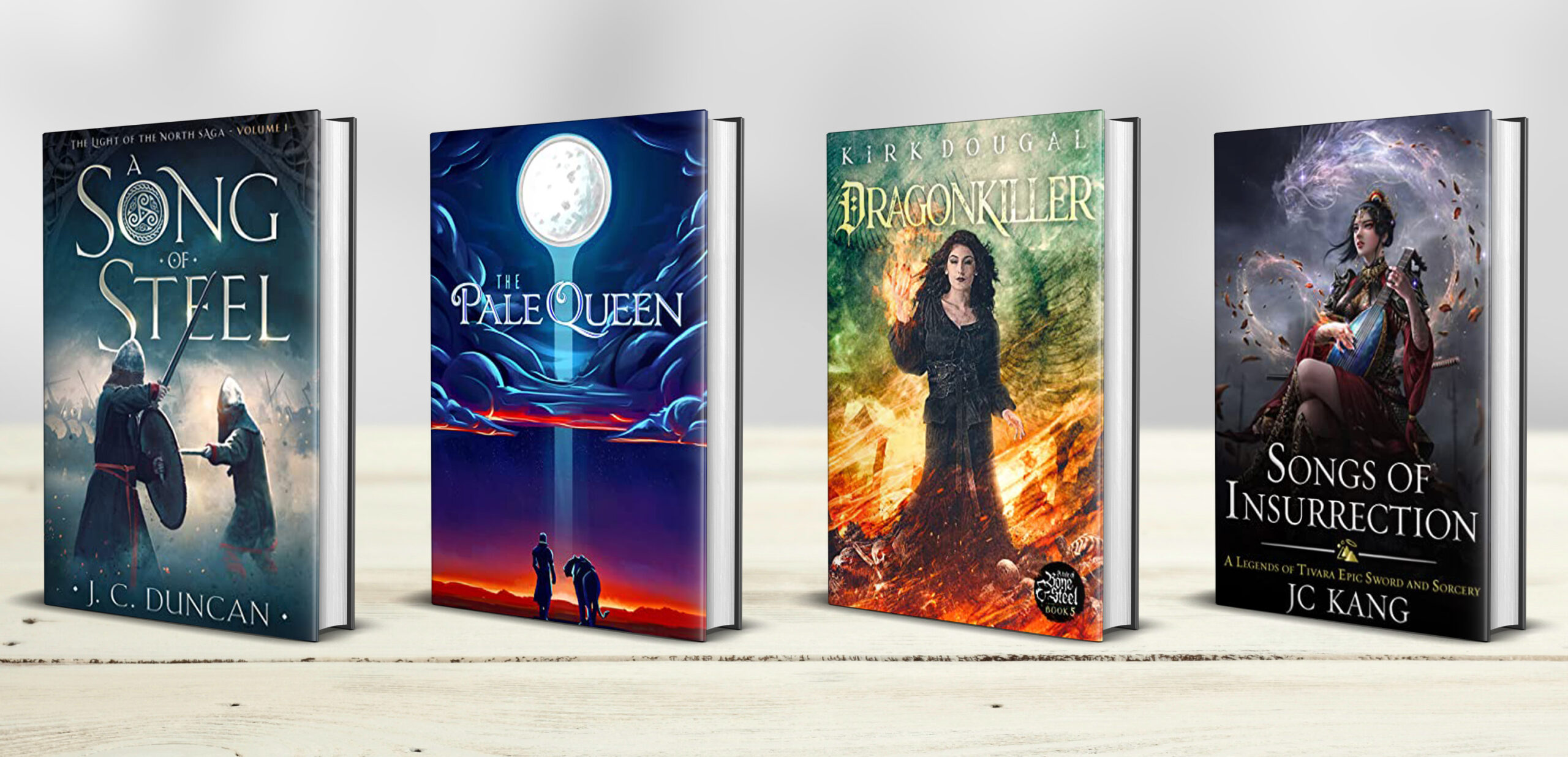 Self Published Fantasy Releases – March 2021
