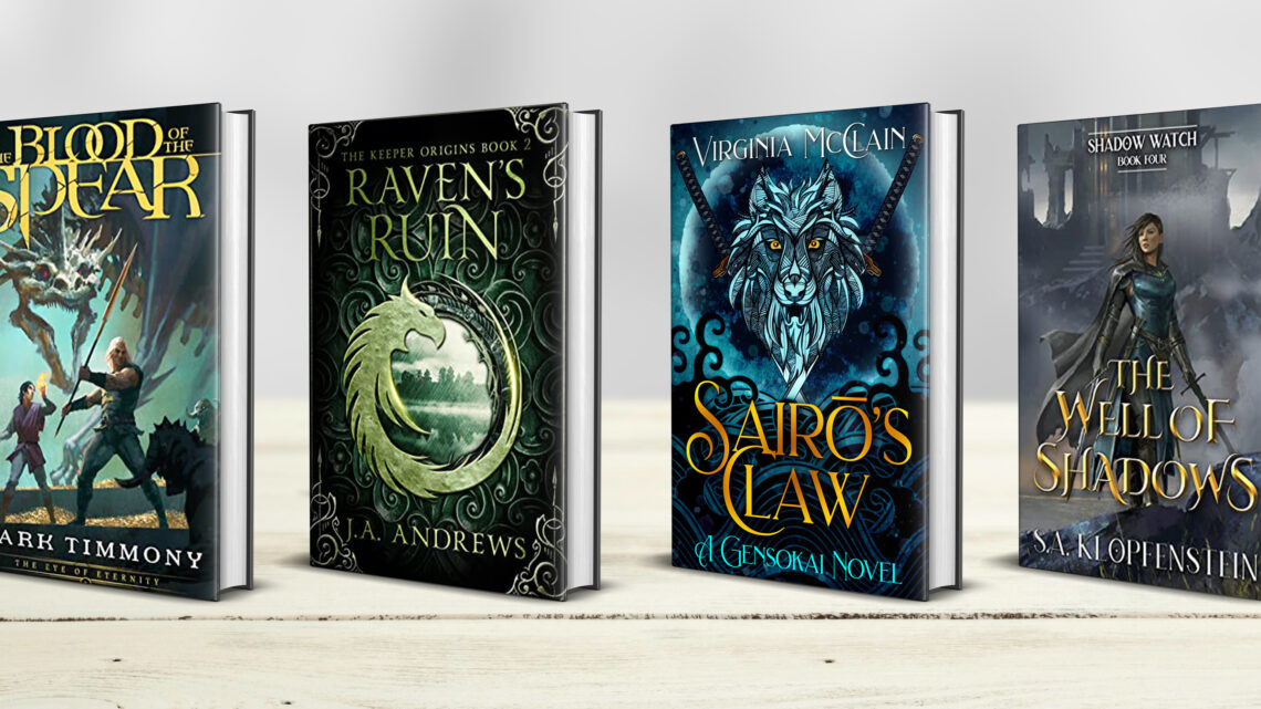 Self Published Fantasy Releases – May 2021