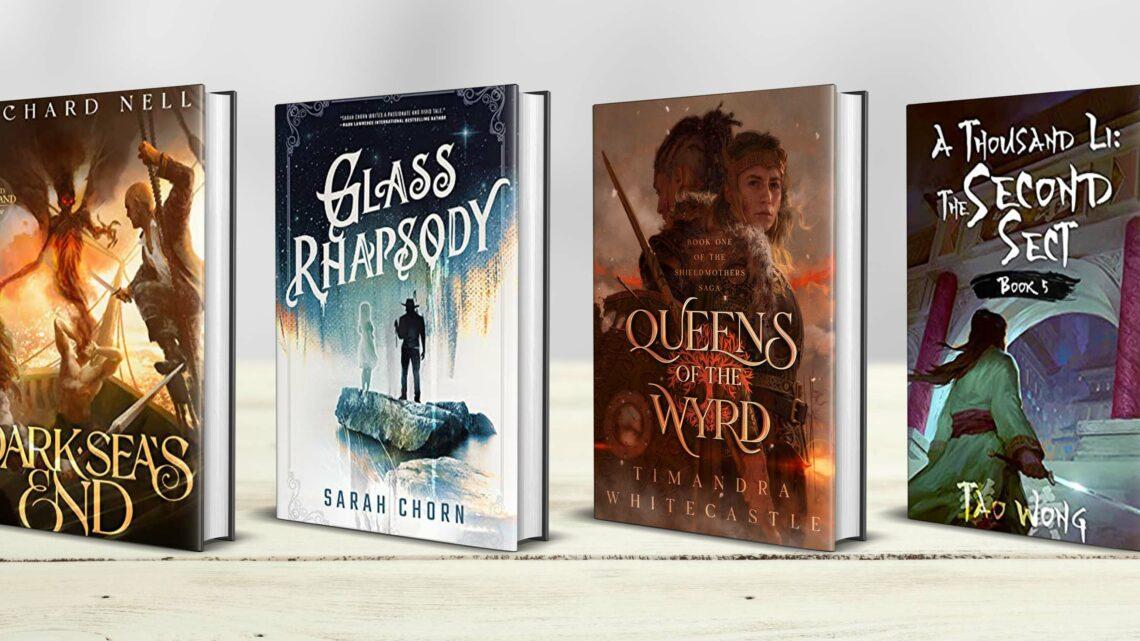 Self Published Fantasy Releases – June 2021