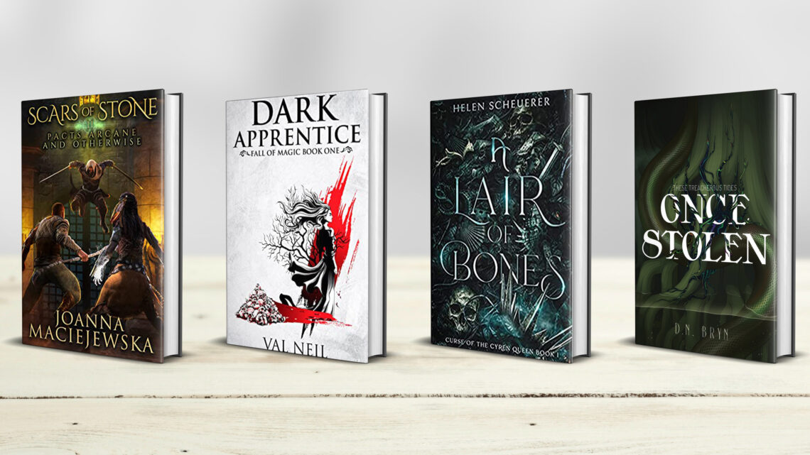 Self Published Fantasy Releases – July 2021