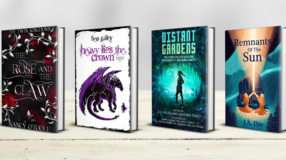 Self Published Fantasy Releases – August 2021
