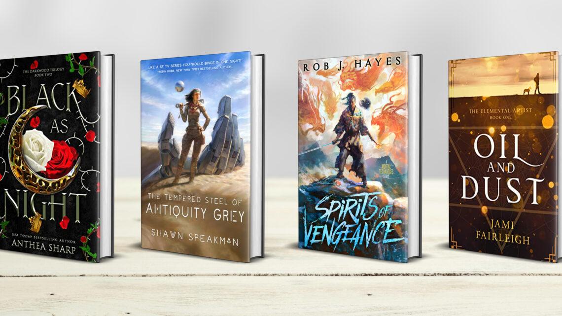 Self Published Fantasy Releases – September 2021